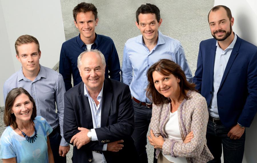 dLED Bernitz Team - Gruppenbild